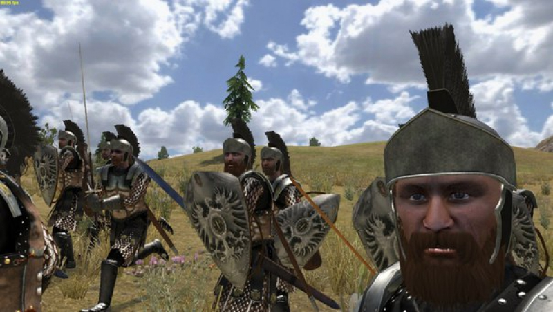 Mount and Blade: Warband | Мод - Prophesy of Pendor(3.8.4) !Ч 23(Трай 5)