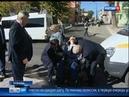 Губернатор Дона лично проверил доступность Ростова для инвалидов-колясочников