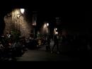 Ночная жизнь готического квартала Барселоны