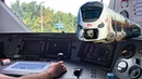 [ Cab Ride ] Régiolis ligne Paris - Granville [Basse Normandie]