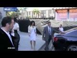 Fan declares his love for Kim Kardashian in Hollywood