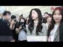 [liveen TV] 아이즈원 (IZONE) ICN Airport 180904 @ izone_girls