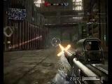 Вафля играет в Warface как тап :D