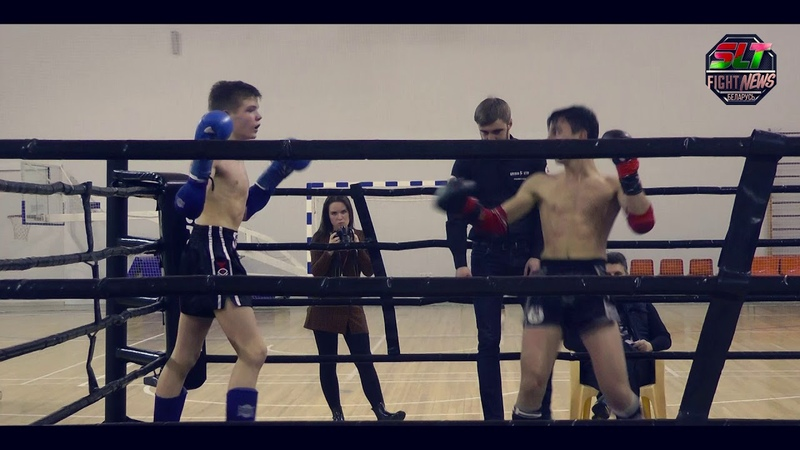 Бой 2 Назарли Шахин vs Вартанов Тигран