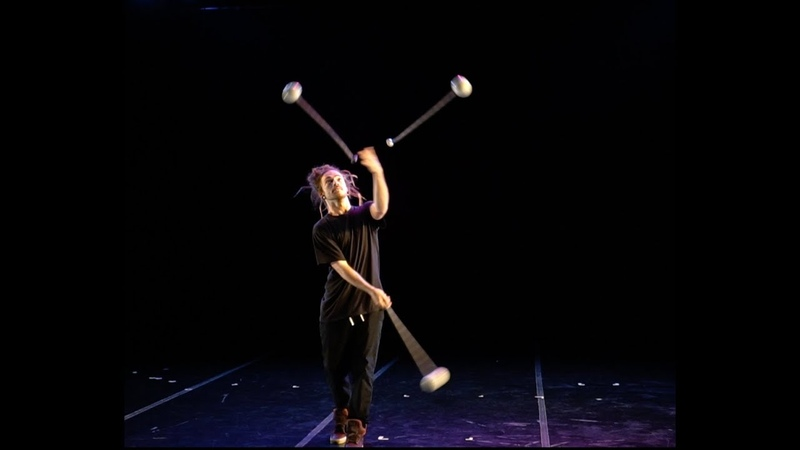 Static Flaccidity - Chris Kelly - Poi - Contact Poi - Poi Juggling