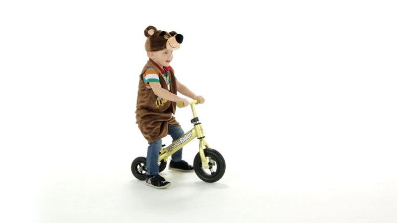 Новинка 2018 - беговел-каталка для малышей с 12 месяцев Small Rider Jimmy