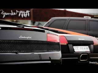 Royal Auto Show 2014. Supercar event in Russia, Saint-Petersburg