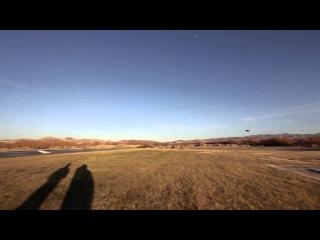 Alan Szabo Jr. ALIGN Trex 700E DFC 3GX 1/3/2012 Test Flight