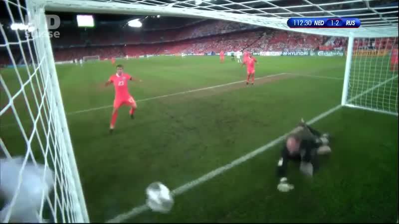 Нидерланды 1-3 Россия
