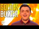 EMOTIONAL Magic Trick WINS GOLDEN BUZZER Leaves Judges SPEECHLESS! Britain's Got Talent 2018