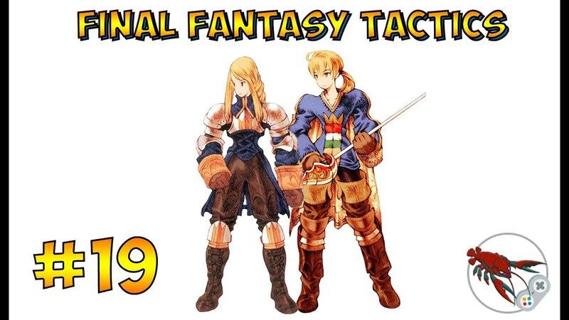 Final Fantasy Tactics - Прохождение (Часть 19) BOSS 4 - Дайседарг мутировал