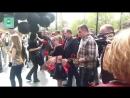 Память жертв трагедии в одесском Доме профсоюзов почтили в Москве