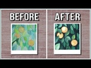 Improve Your Watercolor Paintings With This Simple Watercolor Technique Negative Painting