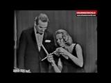 Gene Krupa gets Drum Instruction Caravan - 1961