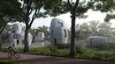 Первый жилой комплекс напечатанный на 3D принтере строят в Нидерландах