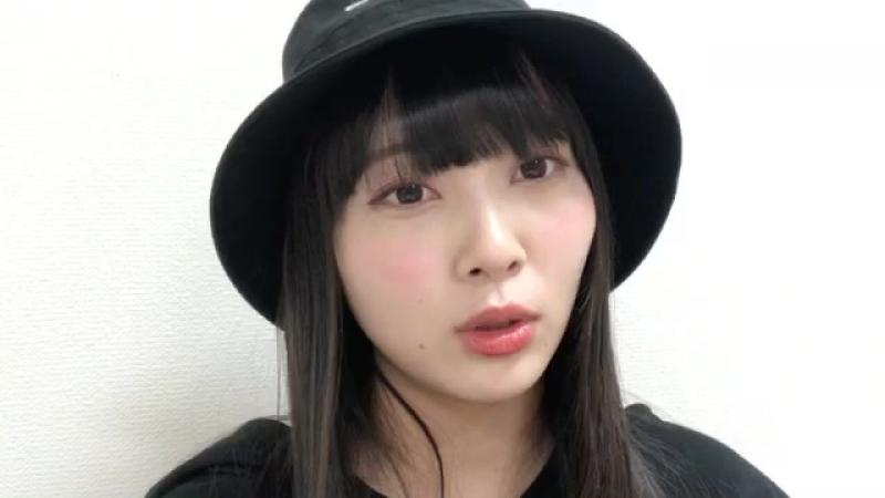 180310 NMB48 Team N Hori Shion SHOWROOM