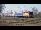 ЭП10-006 с поездом 60 София - Москва.