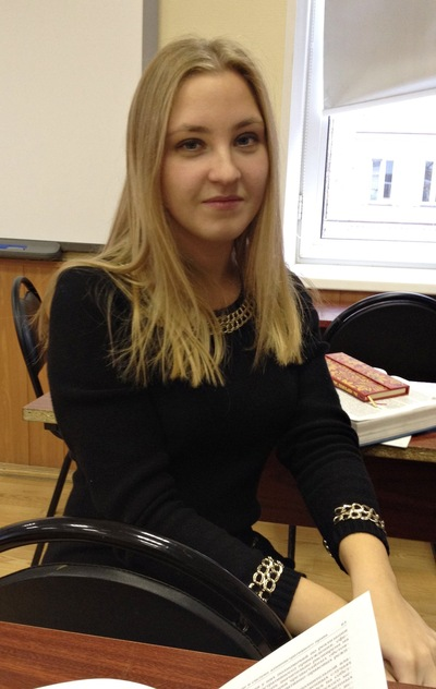 Дарья Косырева, 21 октября 1994, Байконур, id13488318