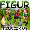 Садовые фигуры, декор сада, скульптуры, фигурки