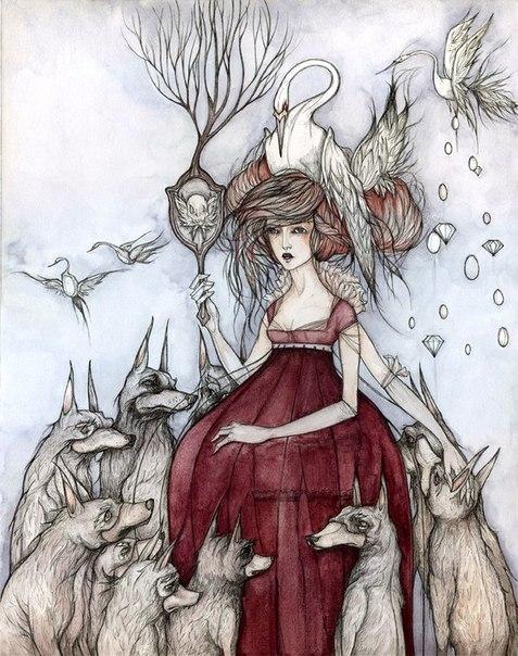 Иллюстрации от Liza Corbett - Фото № 6