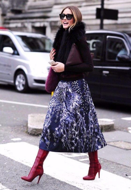 Celebrity Street Style. Olivia Palermo