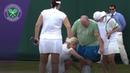 Wimbledon's Funniest Moments