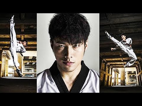 Самые ОПАСНЫЕ НОГИ КОРЕИ Shin MinCheol Чемпион по ТХЭКВОНДО Мотивация