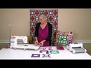 How To Piece Together The Facets Die With Victoria Findlay Wolfe | Sizzix Quilting