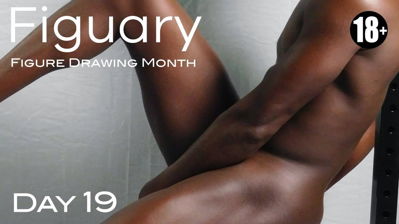 FIGUARY Figure Drawing Month—DAY 19