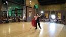 Campeonato Europeo de Tango 2016 Cervia. Anastasia Makarova y Vladislav Sopikov