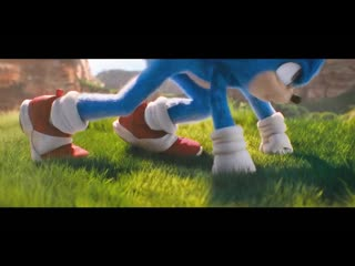 Baby sonic sonic the hedgehog (2020) movie trailer (japanese voices)
