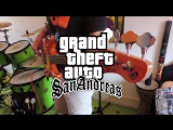 GTA San Andreas Theme Song Cover (All Instruments)/ Музыка из ГТА
