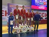 Иван Агафонов выиграл путёвку на первенство Мира по самбо