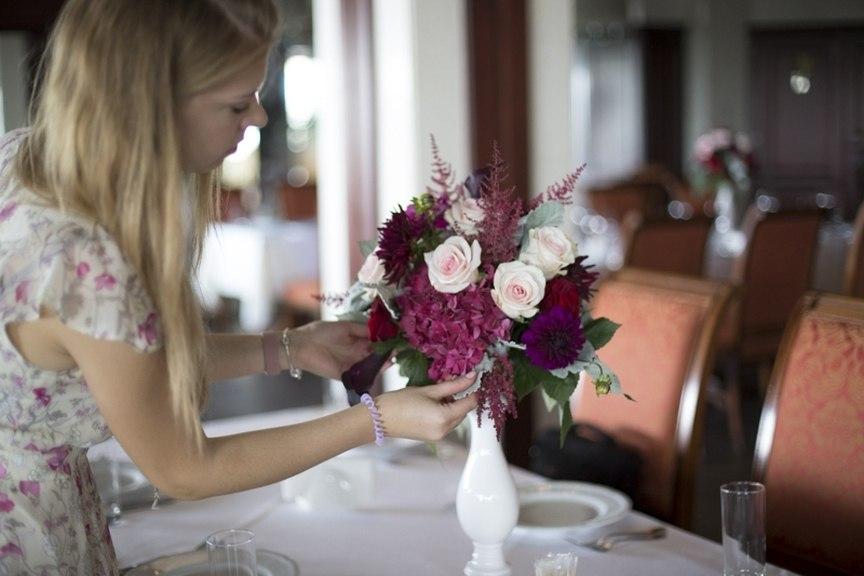 A5P6LbaG3PA - Винная тематика в цветочном оформлении свадьбы