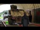 Rund 10-000 Soldaten und 8-000 Fahrzeuge - Bundeswehr verschifft Truppen zur NATO-Großübung
