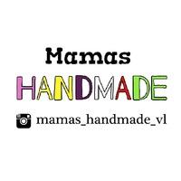 Логотип Mamas_Handmade_VL