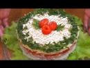 Салат Крутой перец праздничный и пикантный