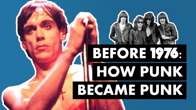 Before 1976: How Punk Became Punk
