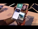 Samsung Galaxy Tab Pro 8.4 Android 4.4 KitKat Tablet Hands on - CES 2014