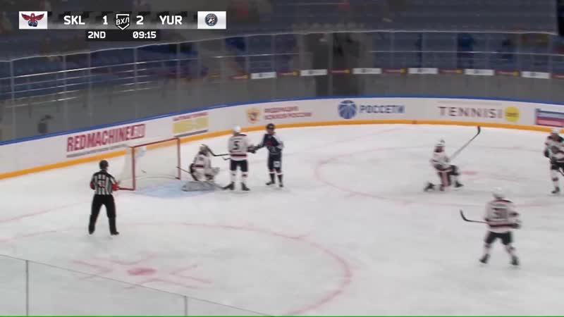 Максим Мальцев сравнивает счет в игре с Южным Уралом - 2:2
