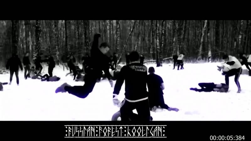 2 RUSSIAN FOREST HOOLIGAN