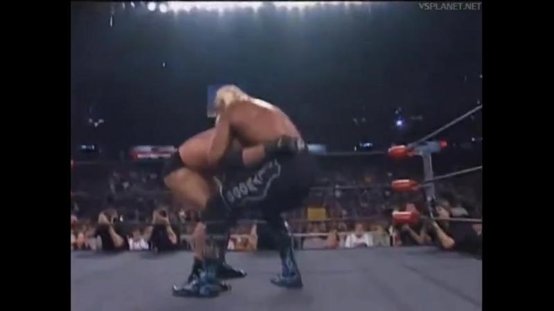 |WM| Голдберг против Халка Хогана - WCW Monday Nitro 06.07.1998