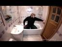 106 Ремонт ванной. Совмещенный санузел из раздельного. Дачный 9