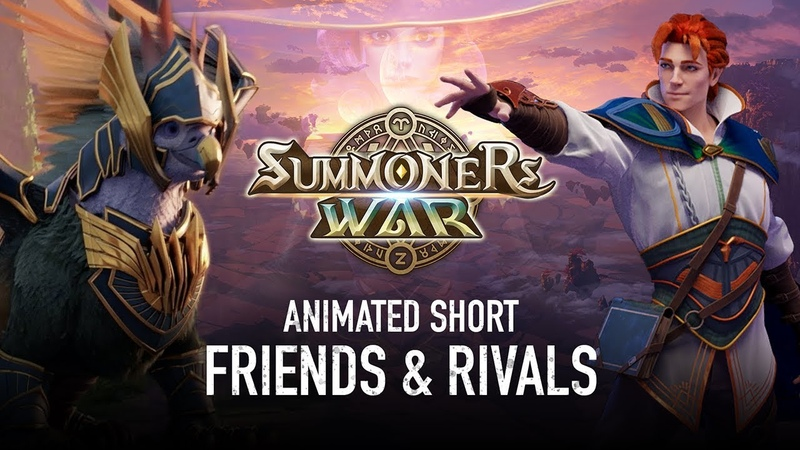 Summoners War Animated Short   Friends Rivals