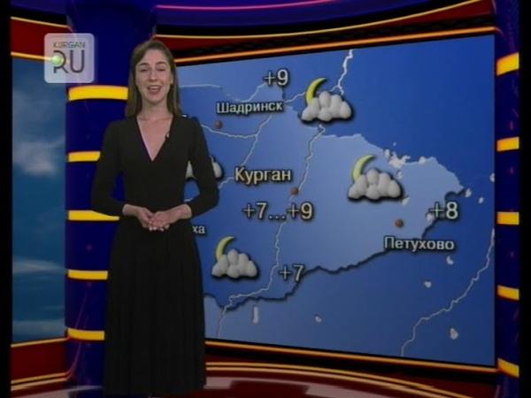 Прогноз погоды с Ксенией Аванесовой на 19 июня