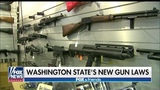 'I Cannot Enforce This Law' Police Chief Pushes Back on Washington's New Gun Restrictions