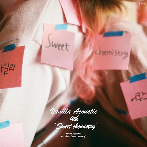 Vanilla Acoustic альбом 4th Album 'Sweet chemistry'