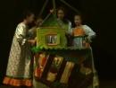 Сказка про Репку. Театр Ванька-Рататуй
