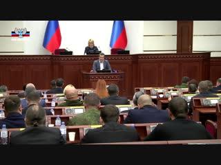 В ДНР принято законодательное закрепление символов Победы советского народа в ВОВ.