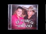 Cd Completo: Zé Marco e Adriano - Vou Sonhar 2014